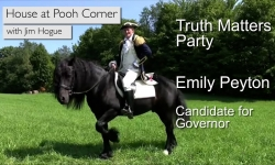 House at Pooh Corner: Truth Matters Party