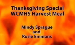 Abled to Cook - Thanksgiving Special WCMHS Harvest Meal
