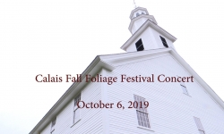 Old West Church - Fall Foliage Concert