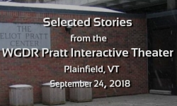 Extempo - Select Stories from the WGDR Pratt Interactive Theater
