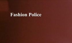 Celluloid Mirror - Fashion Police