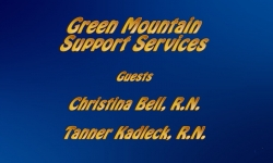 Abled and On Air - GMSS - Nursing