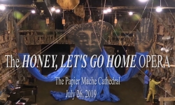 Bread & Puppet - Honey, Let's Go Home Opera
