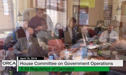Vermont State House - S.54 Regulation of Cannabis Afternoon Session 4/19/19