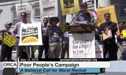Abled and On Air:  Poor Peoples Campaign