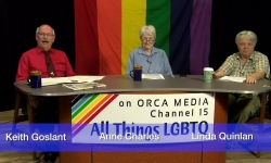 All Things LGBTQ: News & Interview with Holly Perdue