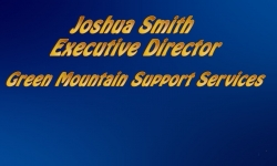 Abled and On Air - Joshua Smith, Green Mountain Support Services.