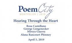 Poem City - Hearing Through the Heart