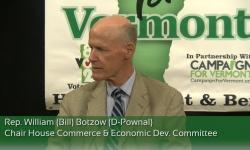 Workforce Development - William Botzow