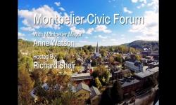 Montpelier Civic Forum - Anne Watson, Mayor of Montpelier VT 2/6/19