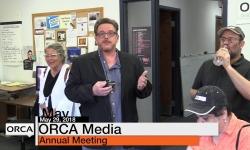 ORCA Media Annual Meeting - May 29, 2018
