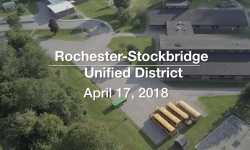 Rochester-Stockbridge Unified District - April 17, 2018