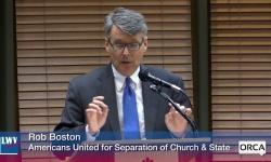 Spotlight on Vermont Issues:  Religious Freedom