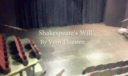 Shakespeare's Will Promo