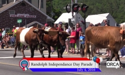 Randolph Independence Day Parade 2016