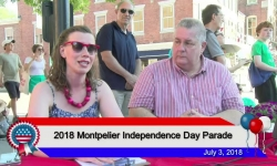 2018 Montpelier Independence Day Parade