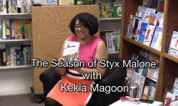 Bear Pond Books Events - The Season of Styx Malone with Kekla Magoon