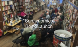 Bear Pond Books Events - Screwnomics Book Launch