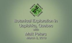 North Branch Nature Center - Naturalist Journeys - Botanical Exploration in Uapishka, Quebec