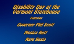 Abled and On Air -  Disability Day at the Statehouse 2/27/19