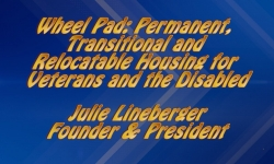 Abled and On Air: Wheel Pad, Permanent, Transitional & Relocatable Housing