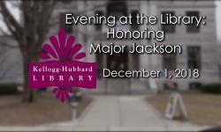 Kellogg Hubbard Library - Major Jackson