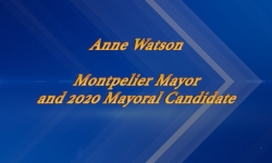 Abled and on Air: Anne Watson 2020 Mayoral Candidate
