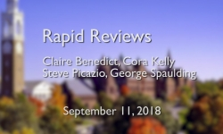 Osher Lifelong Learning Institute - Rapid Reviews