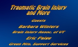 Abled and on Air: Traumatic Brain Injury and More