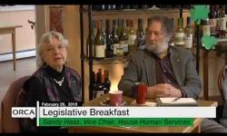 Legislative Breakfast - February 26, 2018