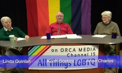 All Things LGBTQ - News & Interview with Keith Goslant