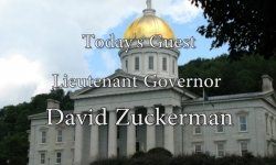 Bill Doyle on Vermont Issues - David Zuckerman