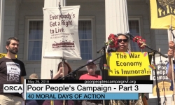 Abled and On Air - Poor Peoples Campaign Part 3