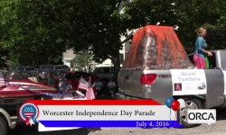 Worcester Independence Day Parade 2016