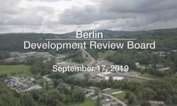 Berlin Selectboard - September 17, 2019