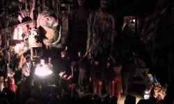Bread & Puppet: Shatterer-of-Worlds Chapel for Naturalization Services