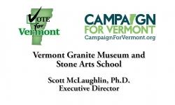Vote for Vermont: Barre Granite Museum
