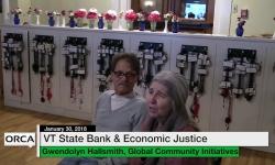 Global Community Initiatives: VT State Bank - Gwendolyn Hallsmith