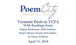Poem City - Vermont Studio Center Poets