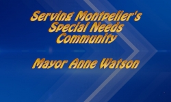Abled and on Air: Serving Montpelier Special Needs, Anne Watson
