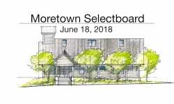 Moretown Select Board - June 18, 2018
