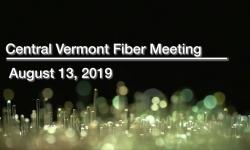 Central Vermont Fiber - August 13, 2019