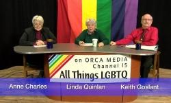 All Things LGBTQ - News & Emilie Kornheiser