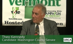 Meet The Candidates: Theo Kennedy, Washington County Senate