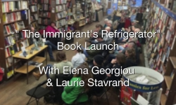 Bear Pond Books Events - The Immigrant's Refrigerator