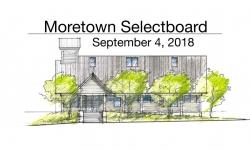 Moretown Select Board - September 4, 2018