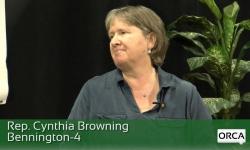 Cynthia Browning  -  Upcoming Campaign