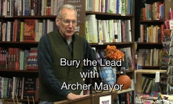 Bear Pond Books Events - Bury the Lead with Archer Mayor