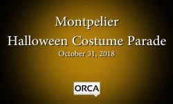 ORCA Media Annual Halloween Costume Parade - October 31, 2018