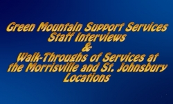 Abled and On Air - GMSS Staff Interviews & Tours of St Johnsbury and Morrisville